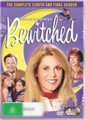 Bewitched: The Complete Season 8
