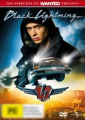BLACK LIGHTNING – A MOVIE ABOUT A FLYING CAR!!