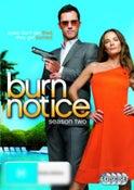 Burn Notice: The Complete Season 2