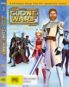 Star Wars: The Clone Wars - Season One - Volume Three