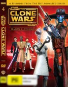Star Wars: The Clone Wars - Season One - Volume Four