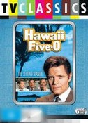 Hawaii Five-O: The Second Season (TV Classics)