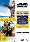 Mr Beans Holiday / Evan Almighty