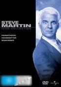 Steve Martin: Parenthood / Housesitter / Bowfinger