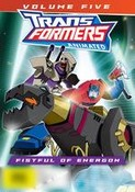 Transformers Animated: Volume 5 - A Fistful of Energon