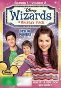Wizards Of Waverly Place: Season 1 - Volume 3