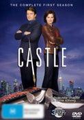 Castle The Complete Season 1