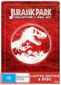 Jurassic Park Ultimate Collection: Jurassic Park / The Lost World / Jurassic Park 3 - Inc Bonus Disc