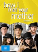 How I Met Your Mother Seasons 1-5