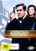 On Her Majesty's Secret Service (007) - (2 Disc Special Edition)