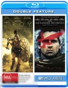 Troy / Alexander:  Action Double Pack 4  (New Packaging)
