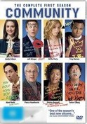 Community - Season 1 (4 Disc Set)
