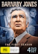 Barnaby Jones: The Complete Season 1