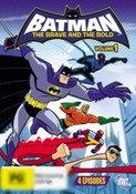 Batman the Brave and the Bold: Volume 1 (Animated)