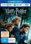 Harry Potter and the Deathly Hallows - Part 1 (4 Disc Blu-ray/DVD/Digital Download)