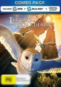 Legend of the Guardians: The Owls of Ga\'hoole (Blu-ray/DVD/Digital Copy)