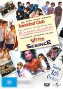The Breakfast Club / Sixteen Candles / Weird Science