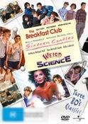 The Breakfast Club / Sixteen Candles / Weird Science
