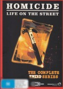 Homicide: Life on the Street - The Complete Series 3