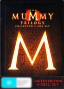 Mummy Ultimate Collection: The Mummy  / The Mummy Returns  / The Mummy: Tomb Of The Dragon Emperor - Inc Bonus Disc