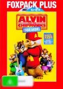 Alvin & The Chipmunks 2 (Combo Pack)