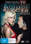 Battlestar Galactica (First Three Episodes)
