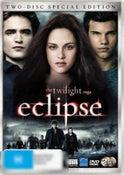 The Twilight Saga: Eclipse (2 Disc)
