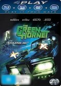 The Green Hornet   (3DTV/2D/DVD/Digital Copy)