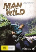 Man vs Wild:  Edge Of Extinction