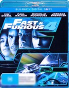 Fast and Furious (Blu-ray/Digital Copy)