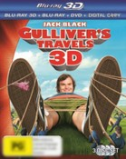 Gulliver's Travels (3DTV/2D/DVD/Digital Copy)
