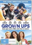 Grown Ups (2 Disc)