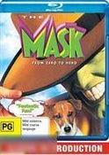The Mask (Blu-Ray/DVD)