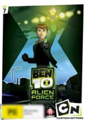 Ben 10: Alien Force - Volume 7