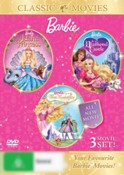 Barbie and the Three Musketeers / Barbie and the Diamond Castle / Barbie Island Princess