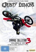 Crusty Demons Carnage Collection: Fuel Tank - Volume 3