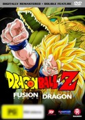 Dragon Ball Z: Remastered Movie Collection - Volume 6 (Uncut)