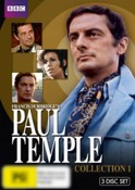 Paul Temple: Collection 1