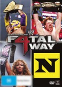 WWE Fatal Fourway 2010