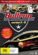 Bullrun: Cops, Cars and Superstars - The Complete Series 1 -4