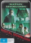 The Matrix Revolutions (With Digital Download)
