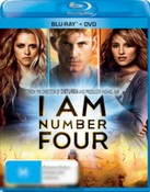 I Am Number Four (Blu-ray/DVD)