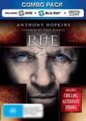 The Rite (Blu-ray/DVD/Digital Copy)