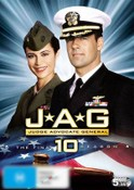 JAG: Season 10 (The Final Season)