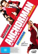 Anchorman: The Legend of Ron Burgundy (2 Disc Classy Edition) / Anchorman: Wake Up Ron Burgundy