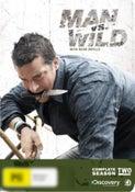 Man Vs Wild: Complete Season 2 Steelbook Limited Edition