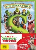 Shrek: The Whole Story (Shrek 1-4) (inc Shrek Forever After)