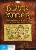 Black Adder: Series 1 - 4 (Remastered Ultimate Edition)