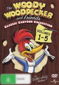 Woody Woodpecker and Friends: Volumes 1- 5