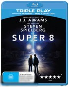 Super 8 (Blu-ray/DVD/Digital Copy)